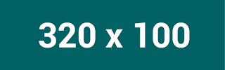 Kích thước ảnh GDN chuẩn 320x100