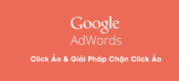 hướng dẫn chặn click ảo google ads