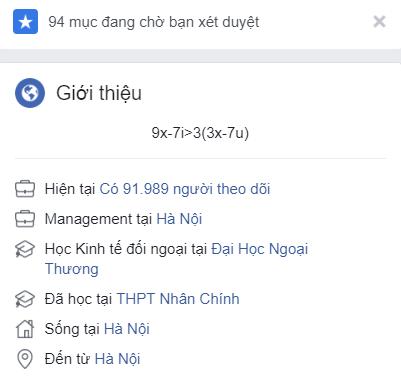 tăng like cho profile facebook
