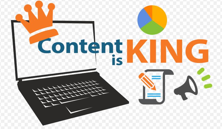 content marketing mẫu